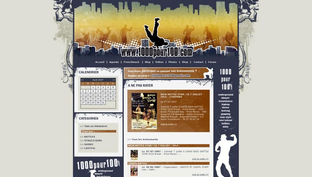 2V CREATION Réalisation Site internet Paris (Ile de france ...