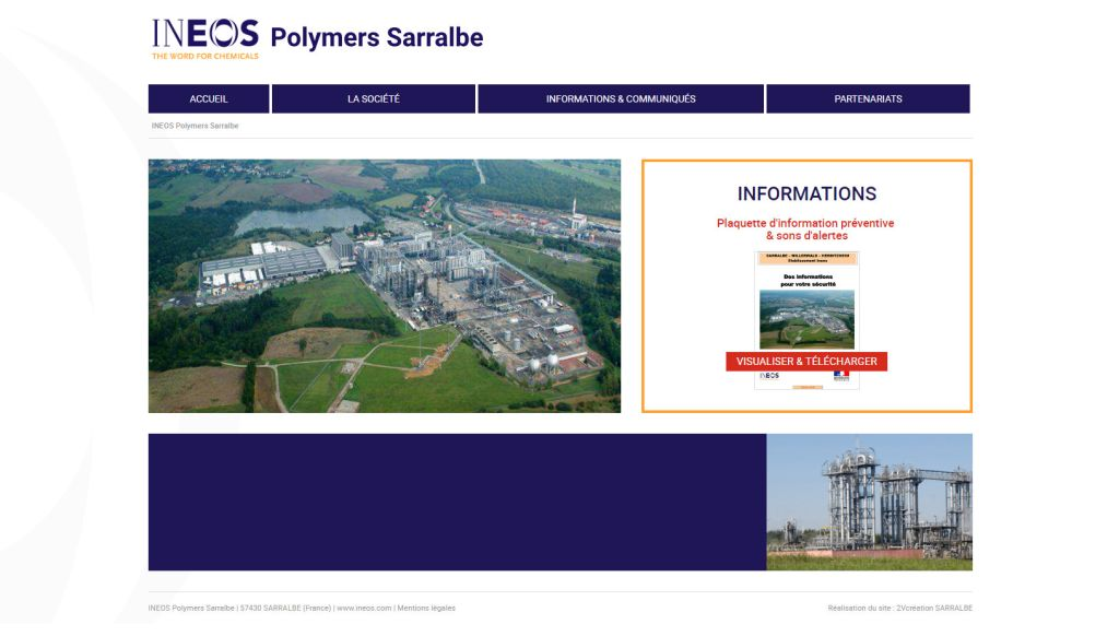 Ineos Polymers Sarralbe