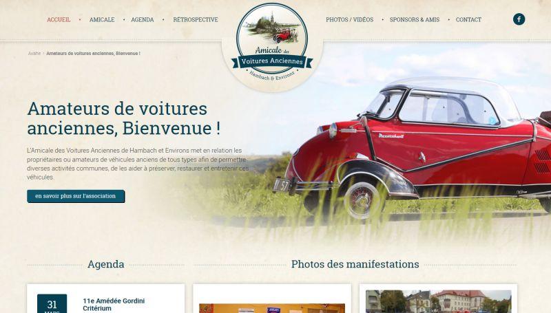 2v creation réalisation site internet hambach (moselle - lorraine