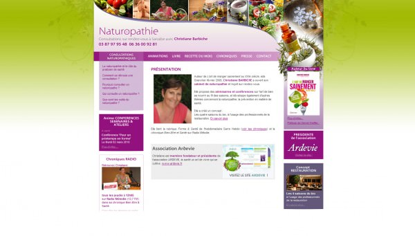 Naturopathe Christiane Barbiche